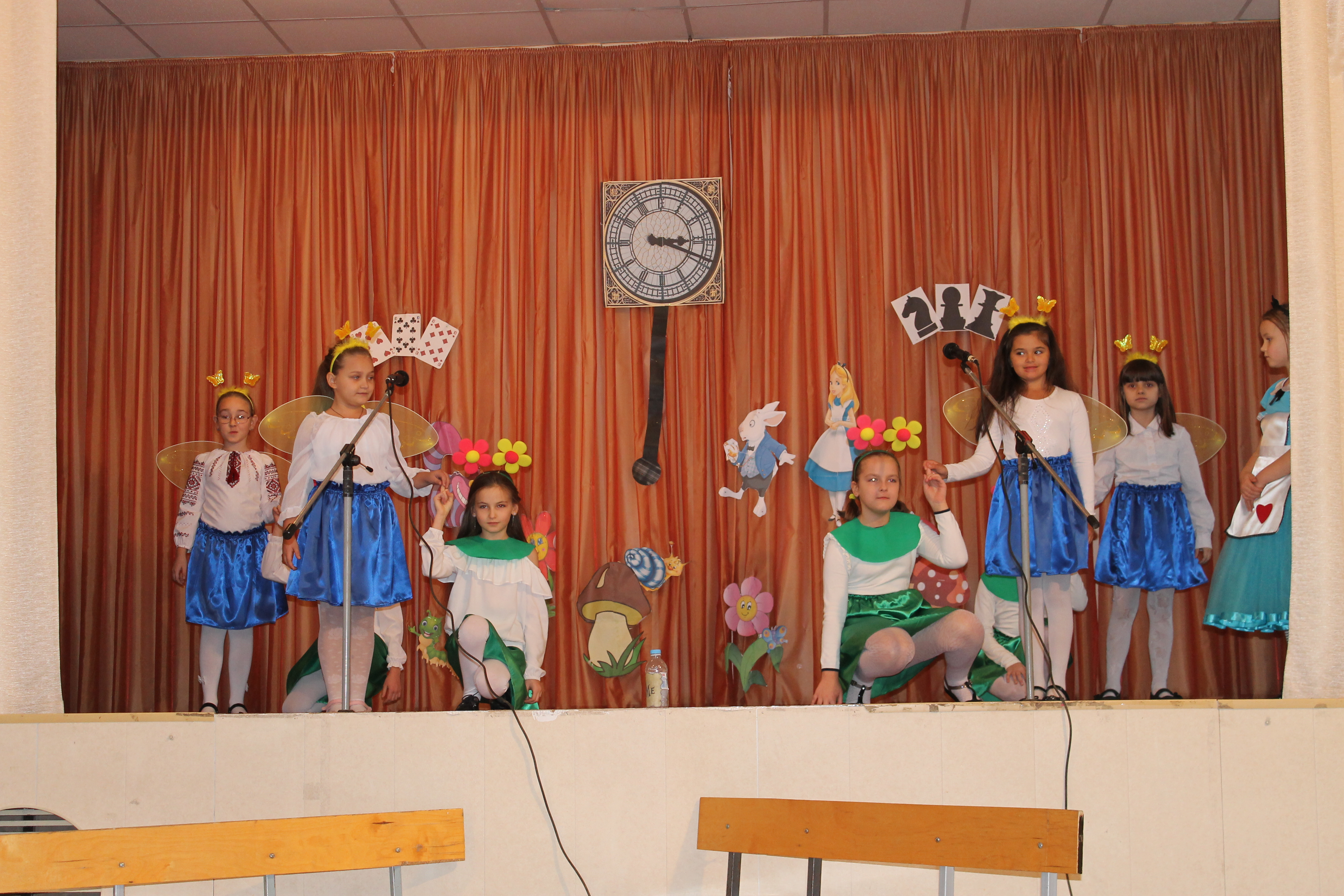 Танець Метеликів і Квітів