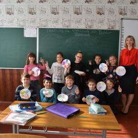 "Project ""My Classroom Wheel"""