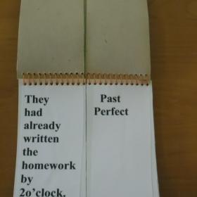 Граматичниі блокноти