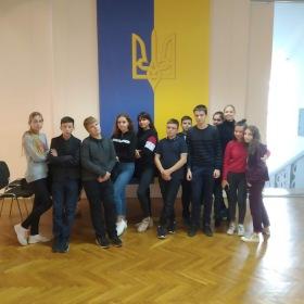 Екскурсія до Національного музею України