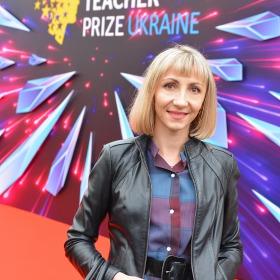 На церемонії Global Teacher Prize Ukraine 2019