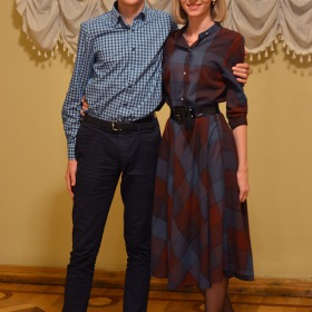 Моя сім'я теж вболіває за освяітян))