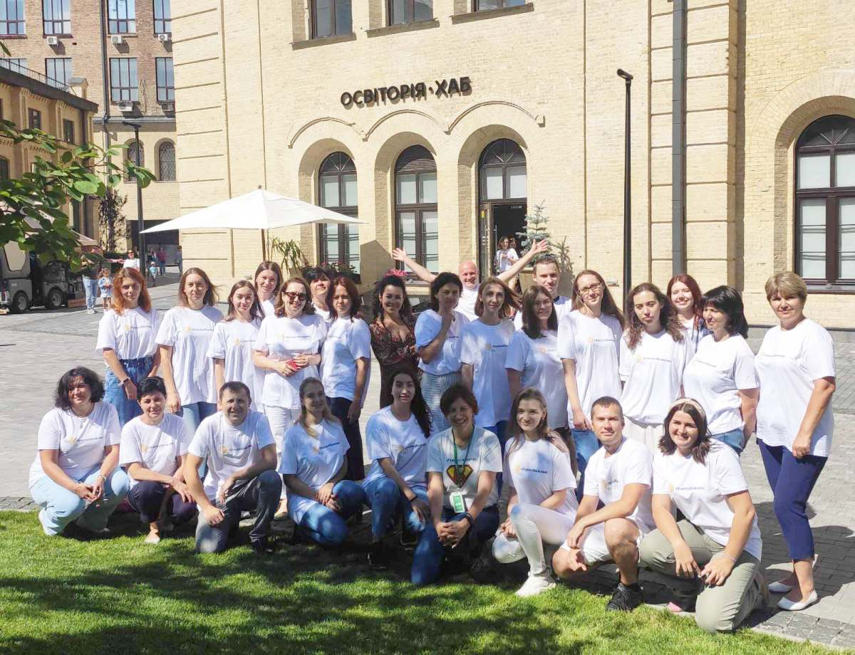 Небайдужі і натхненні. Global Teacher Prize Ukraine 2021