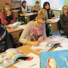 "Семінар ""Taking a Fresh Look at Teaching in Primary School"" в школі №23"