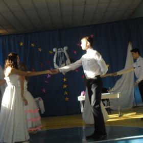 Танець Ромео і Джульєтти