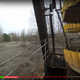 Віртуальна екскурсія до зони відчуження. Чорнобиль