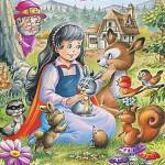 """Сценарій свята англійською мовою для учнів початкових класів """"In the World of Fairy tales"""""""