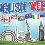 Лінійка на відкриття тижня англійської мови-2015
